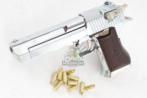Blackcat Airsoft Mini Model Gun Desert Eagle (Shell Ejection) - Silver