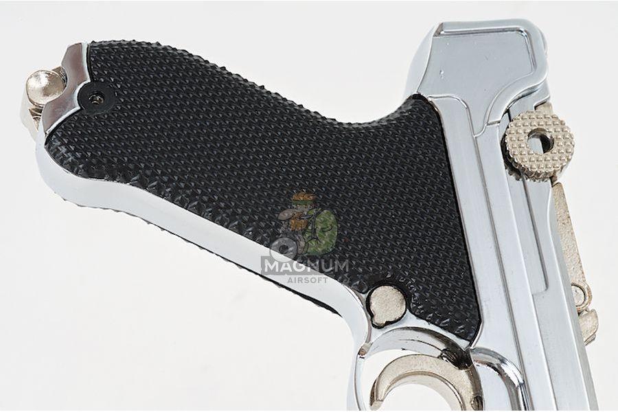 Blackcat Airsoft Mini Model Gun P08
