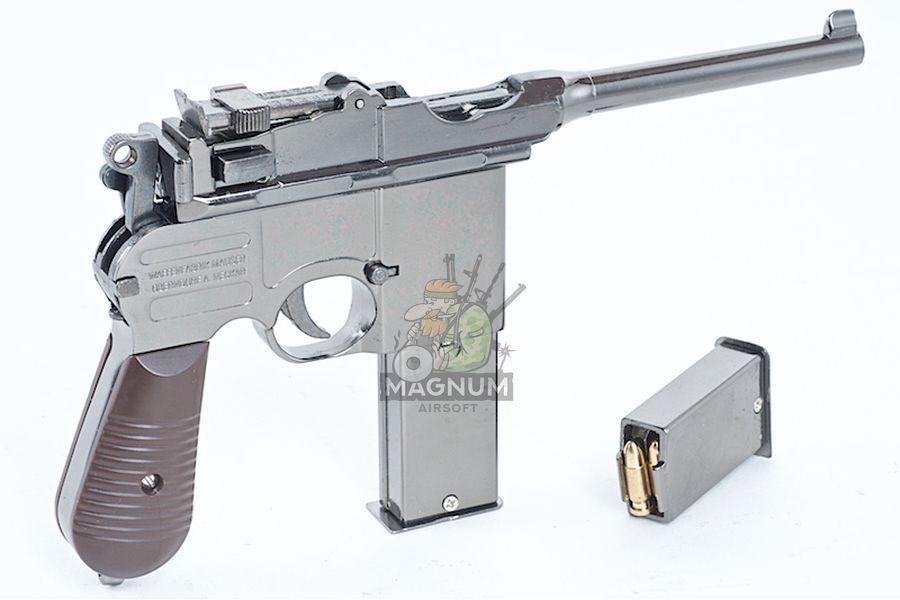 Blackcat Airsoft Mini Model Gun M1932