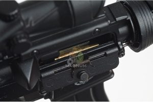 Blackcat Airsoft Mini Model Gun M4A1 RIS Fixed Stock
