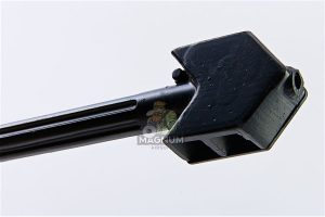 Blackcat Airsoft Mini Model Gun M82A1 Long Rail (Scale 1:4)