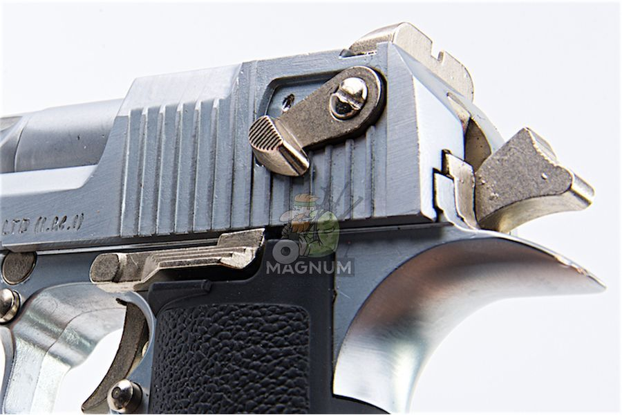 Blackcat Arisoft High Precision Min Model Gun Desert Eagle - Silver