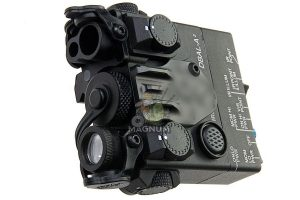 Blackcat Airsoft PEQ-15A DBAL-A2 Laser Devices (with IR Illuminator) - Black