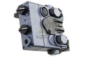 Blackcat Airsoft PEQ-15A DBAL-A2 Laser Devices (with IR Illuminator) - Grey