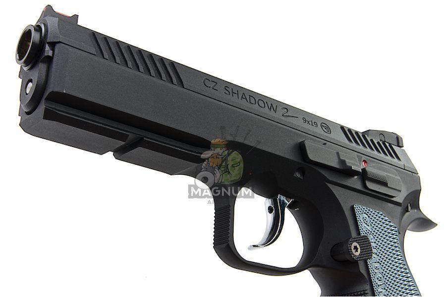 KJ Works CZ Shadow 2 (ASG Licensed) - Gas Version