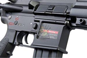 E&C EC105 Full Metal HK416 Geissele AEG - Black