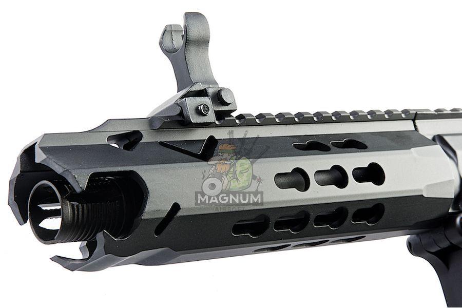 E&C EC312 Full Metal KAC SR16-E3 URX4 8.5 inch AEG