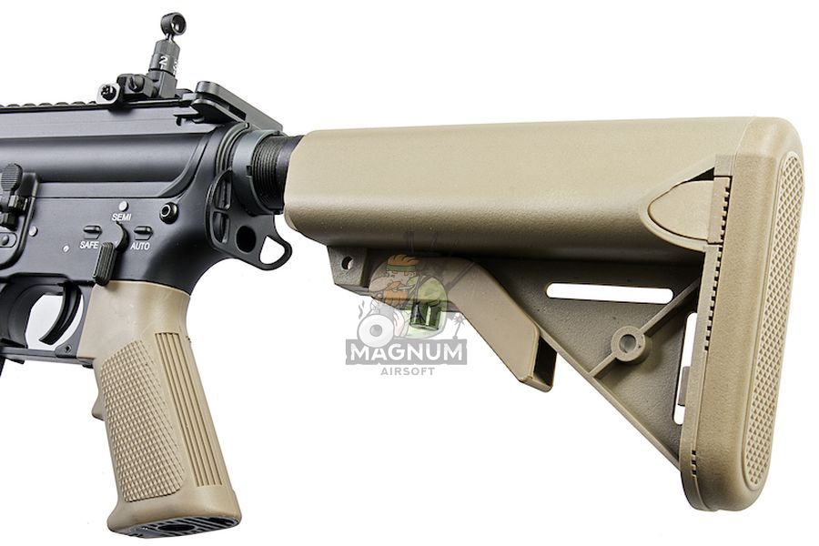 E&C EC603 Full Metal M4 MK18 MOD 1 9 inch Type 2 - Dark Earth