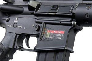 E&C EC608 Full Metal M4 Dainel Defense MFR Style 9 inch AEG