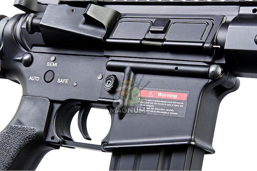 E&C EC804 Full Metal M4 Noveske NSR 9 inch AEG