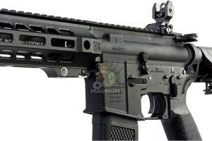 EMG Salient Arms Licensed GRY AR15 (M4) Gen. 2 SBR AEG with Crane Stock - Black (by G&P)