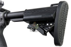 EMG Salient Arms Licensed GRY AR15 (M4) Gen. 2 CQB AEG with Stubby Stock - Gray (by G&P)