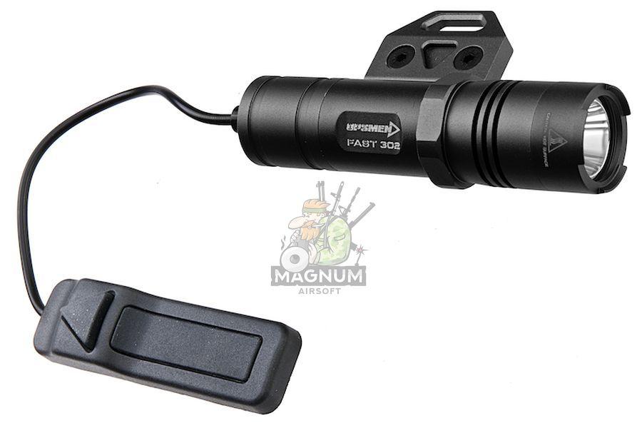 OPSMEN FAST 302M Weapon Light for M-Lok System (800 Lumen) - Black