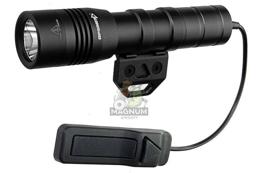 OPSMEN FAST 501M Weapon Light for M-Lok System (800 Lumen) - Black