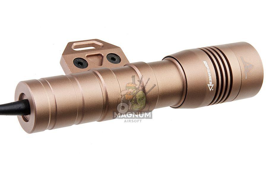 OPSMEN FAST 501M Weapon Light for M-Lok System (800 Lumen) - Coyote Tan