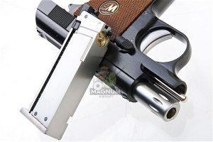WE CT25 GBB Pistol - Black