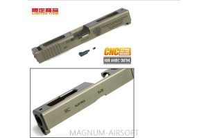 Guarder 7075 Aluminum CNC Slide for TM G18C FSB (TAN)