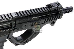 ICS CQR M4 EBB Rifle - Black (Licensed by ASG HERA Arms)