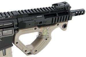 ICS CQR EBB Rifle -Tan (Licensed by ASG HERA Arms)