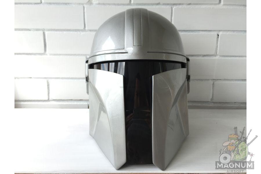 IMG 8457 - Шлем Мандалорец