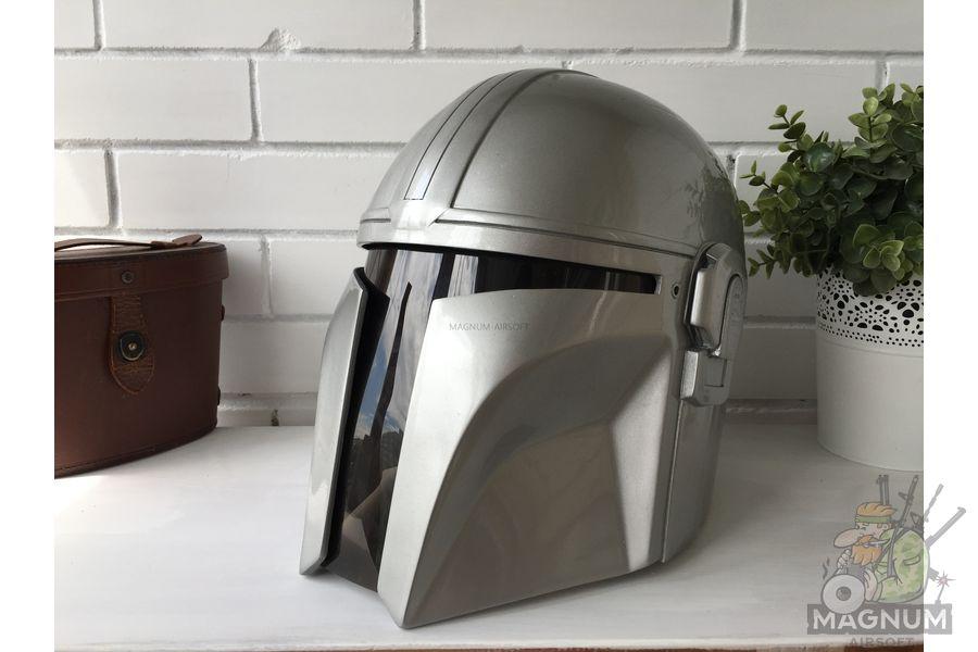 IMG 8463 - Шлем Мандалорец
