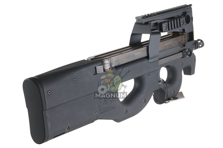 King Arms FN P90 (M3) Tactical - BK