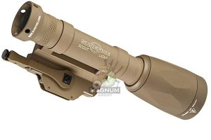 Surefire M620P Fury Rail-Mountable LED Weapon Light (600 Lumens / Tan)