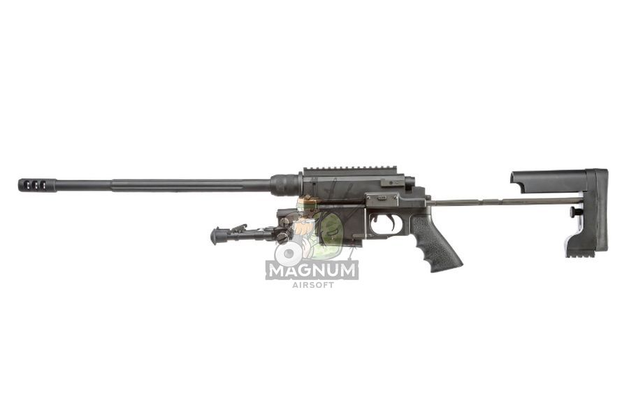 ARES MSR-WR Spring Airsoft Rifle - Black