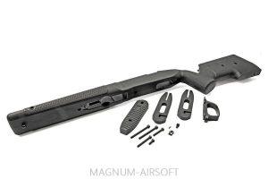 Maple Leaf MLC-S1 Black VSR Stock