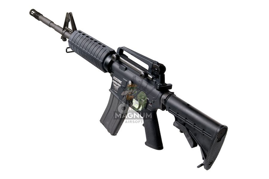 Systema PTW Professional Training Weapon M4-A1 Super Max (M165 Cylinder) - First Variant Ambidextrous Version
