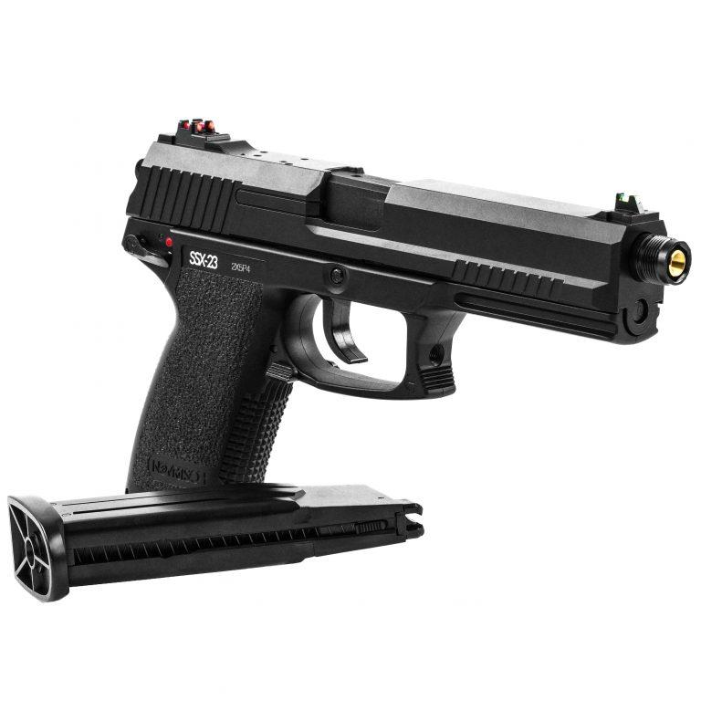 NOVRITSCH SSX23 Airsoft Pistol v2020 2 - NOVRITSCH SSX23 Airsoft Pistol v2020