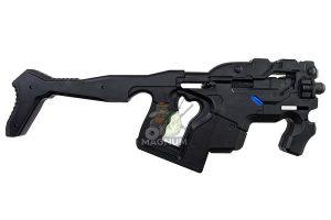 AVATAR HORNET M25 Obsidian Kit w/ Stock (Mass Effect) with Umarex Glock 17 Gen 3 GBB - Black (Complete Set)