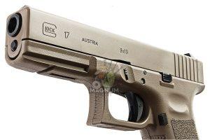 RWC Umarex Glock 17 Gen 3 (Cerakote Glock FDE)