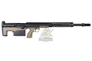 SBA BLT 20FDE 2 300x200 - Silverback HTI .50 BMG Rifle (Pull Bolt) Black / FDE