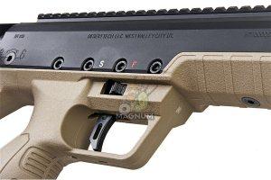 SBA BLT 20FDE 3 300x200 - Silverback HTI .50 BMG Rifle (Pull Bolt) Black / FDE