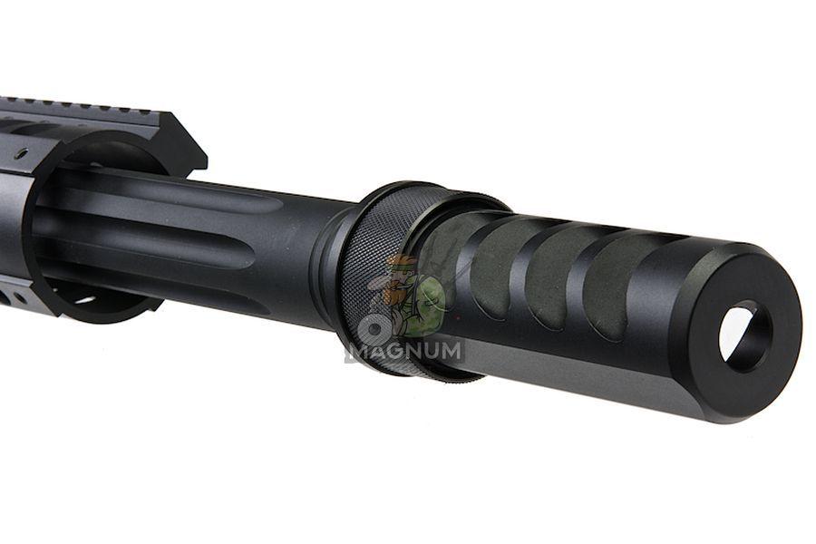 SBA BLT 20FDE 6 - Silverback HTI .50 BMG Rifle (Pull Bolt) Black / FDE