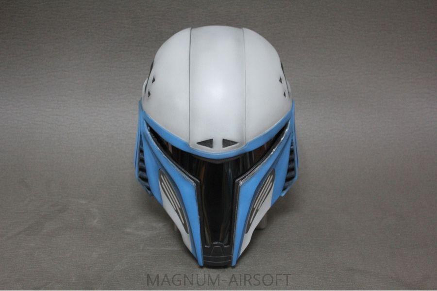 SHlem Mandalorets V2  - Шлем «Мандалорец V2»