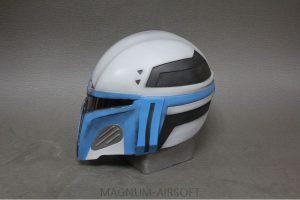 SHlem Mandalorets V2 3 300x200 - Шлем «Мандалорец V2»