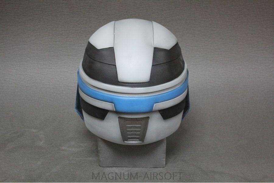 SHlem Mandalorets V2 4 - Шлем «Мандалорец V2»