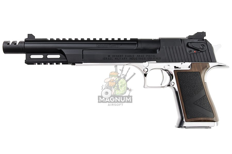 Tokyo Marui Biohazard Resident Evil RE:2 Lightning Hawk .50AE Magnaport Custom (Limited Edition)