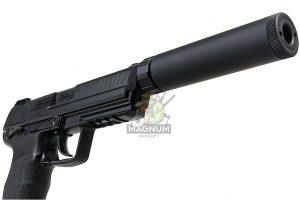 Tokyo Marui HK45 Tactical GBB - Black