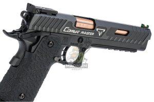 EMG / TTI Licensed John Wick 3 2011 Combat Master GBB Pistol