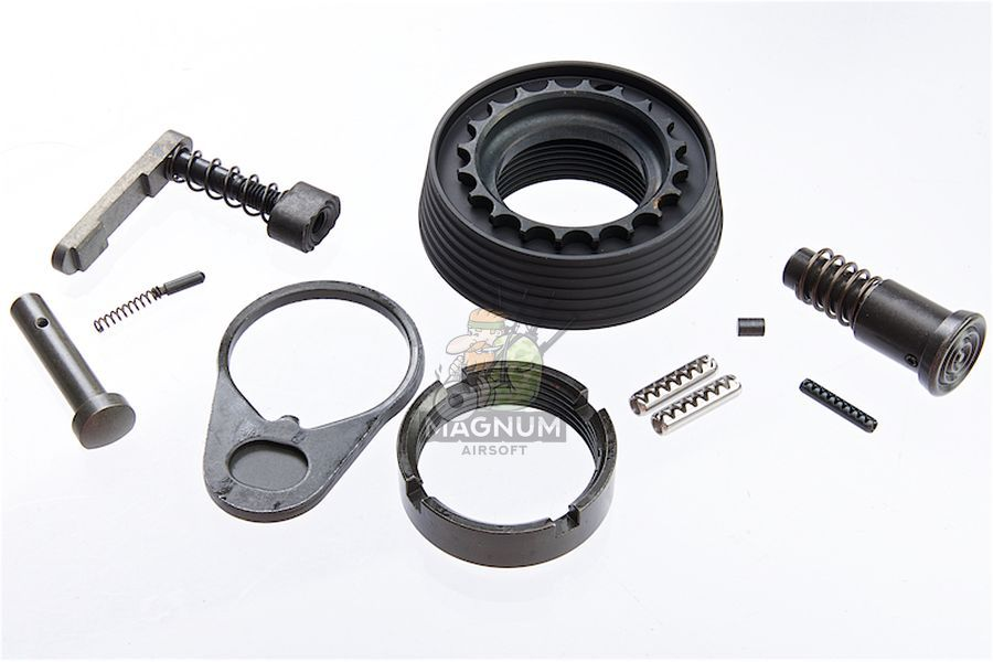 Systema PTW Challenge Kit CQBR SUPER MAX Evolution (M165 Cylinder) Ambidextrous Model