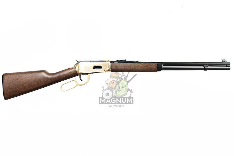 Umarex Legends Cowboy M1894 Lever Action Rifle (6mm Version) - Gold