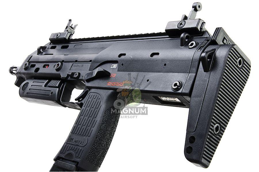 VF1 LMP7 BK02 4L - Umarex MP7A1 New Generation AEG (by VFC)