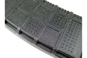 Airsoft Systems 85 Rds Polymer Magazine Box Set for M4 / AR Type AEG - Box of 5