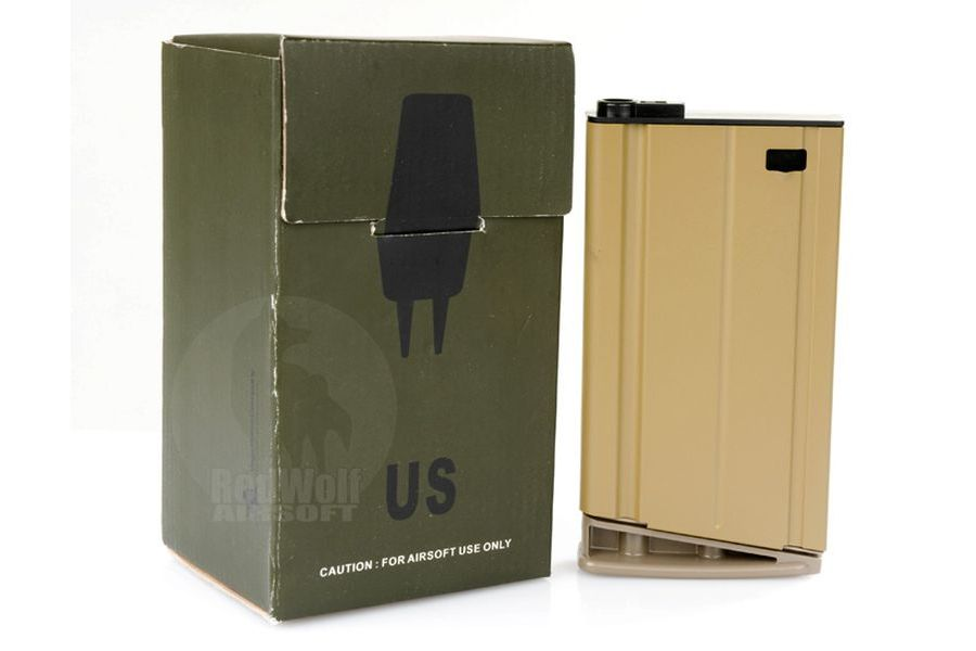 VFC 160rds Magazine for SCAR-H 3pcs Box Set (FDE)