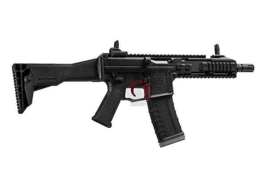 GHK G5 Gas Blow Back Rifle (GBBR) - BLACK