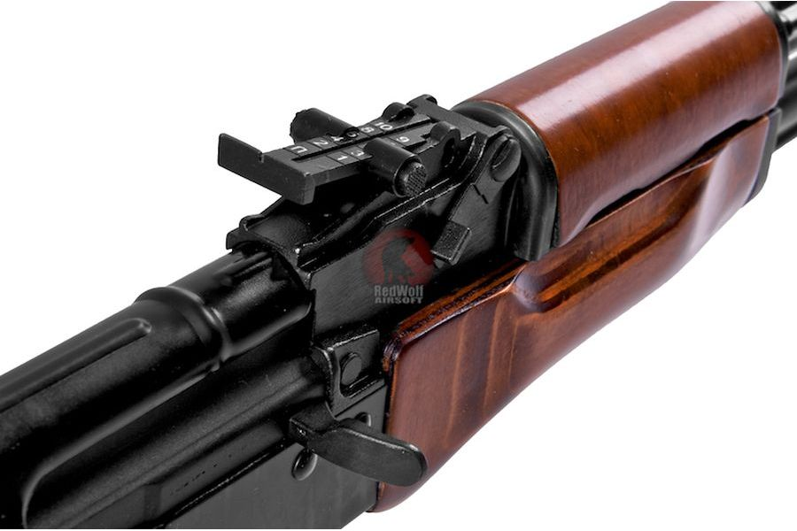 GHK AK74 Gas Blow Back Rifle