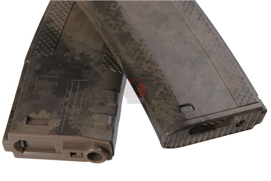 G&P x Socom Gear - Troy Licensed 340rds Hi-Cap Battle Magazine - A-TACS